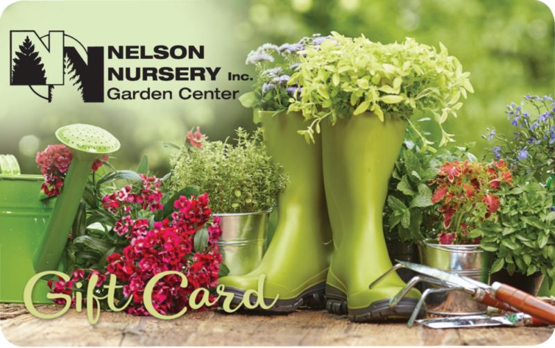 Nelson Nursery Gift Card