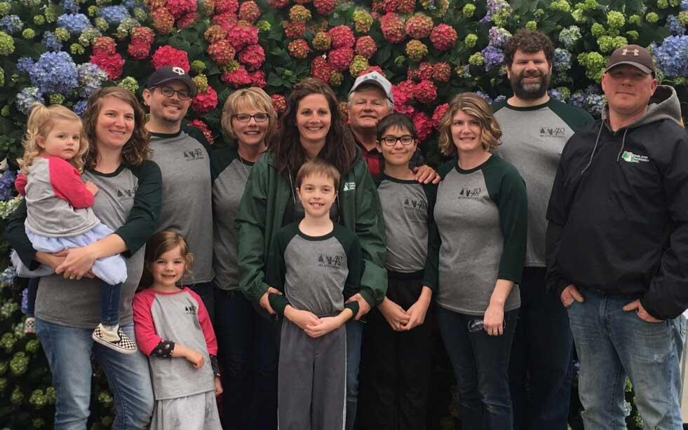 Nelson Nursery Family